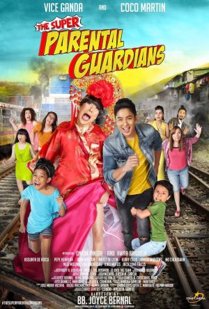 The Super Parental Guardians film poster