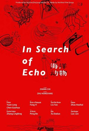 In Search Of Echo film poster