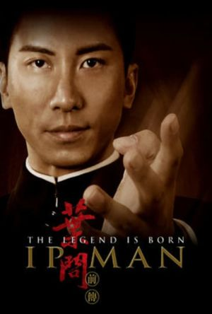 The Legend Is Born: Ip Man film poster