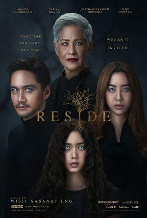 Reside film poster