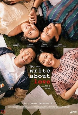 Write About Love film poster
