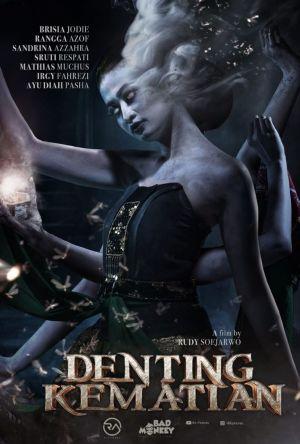 Denting Kematian film poster