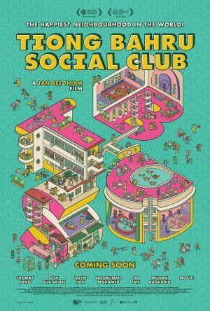 Tiong Bahru Social Club film poster