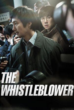 The Whistleblower film poster
