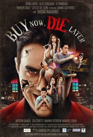 Buy Now, Die Later film poster