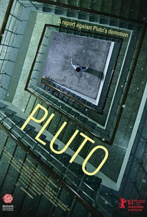 Pluto film poster