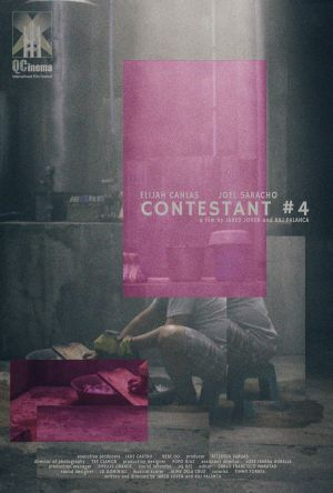 Contestant #4 film poster