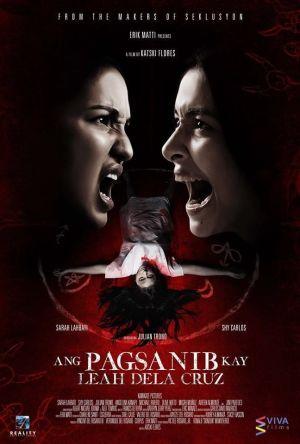 Ang Pagsanib kay Leah Dela Cruz film poster