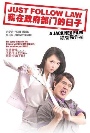 Just Follow Law film poster