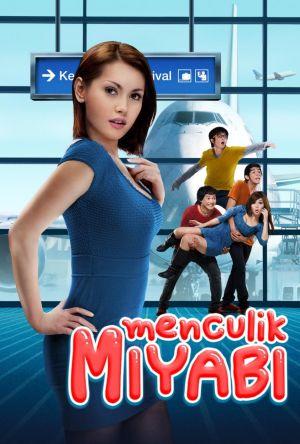 Kidnapping Miyabi film poster
