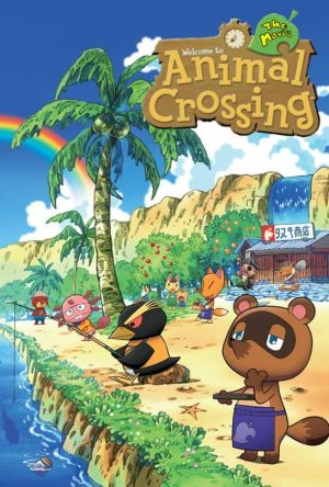 Animal Crossing: The Movie film poster