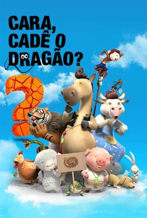Where's the Dragon? film poster