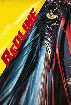 Redline film poster