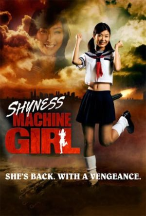 Shyness Machine Girl film poster