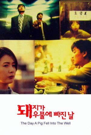 The Day a Pig Fell Into the Well film poster