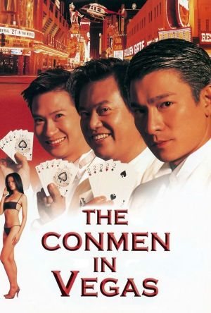 The Conmen in Vegas film poster