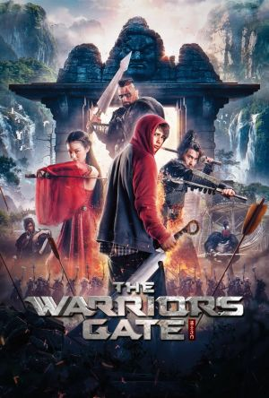 The Warriors Gate film poster