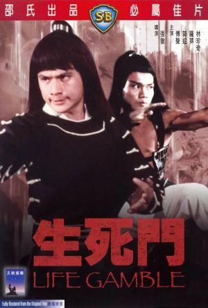 Life Gamble film poster
