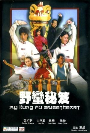 My Kung Fu Sweetheart film poster