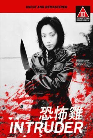Intruder film poster