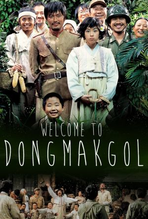Welcome to Dongmakgol film poster