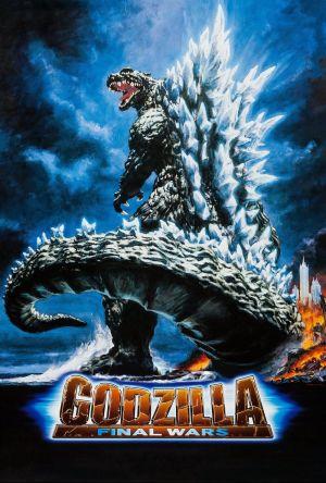 Godzilla: Final Wars film poster
