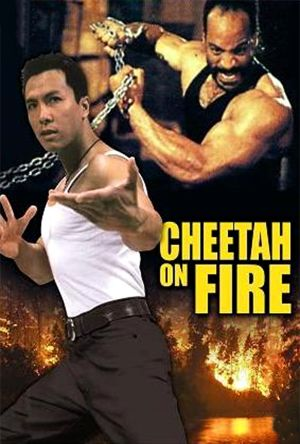 Cheetah on Fire film poster