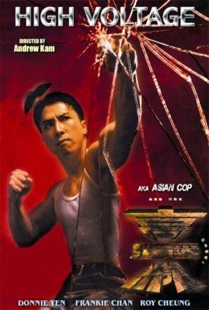 High Voltage film poster