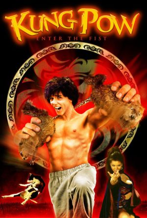 Kung Pow: Enter the Fist film poster