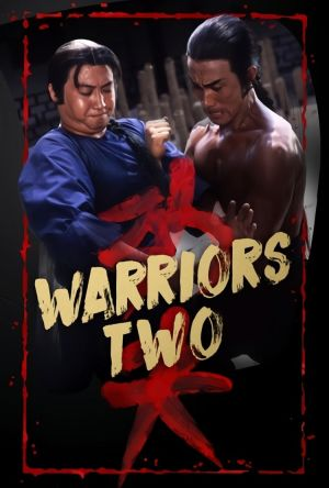 Warriors Two film poster