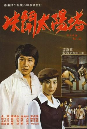 Duel with the Devils film poster