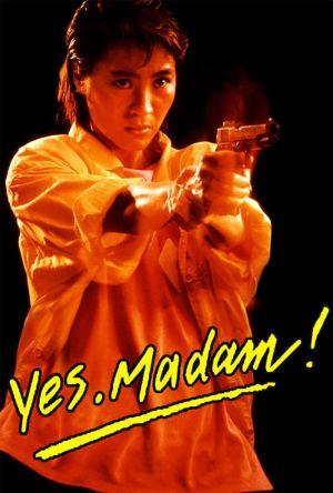 Yes, Madam! film poster