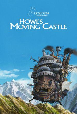Howl's Moving Castle film poster