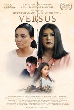 Versus film poster