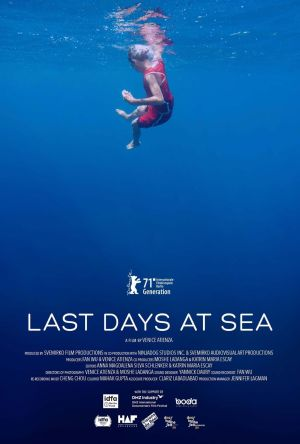 Last Days at Sea film poster