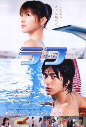 Rough film poster