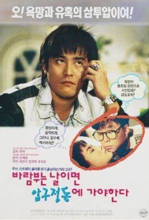 On a Windy Day We Must Go to Apgujeong film poster
