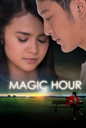 Magic Hour film poster