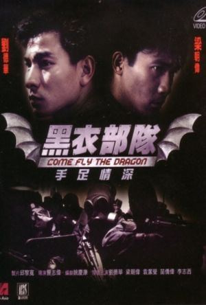 Come Fly the Dragon film poster