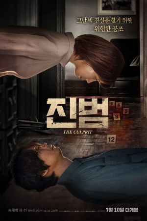 The Culprit film poster