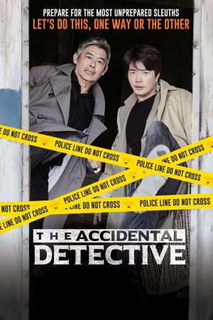 The Accidental Detective film poster