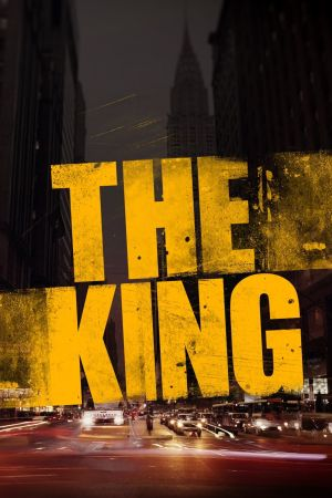 The King film poster