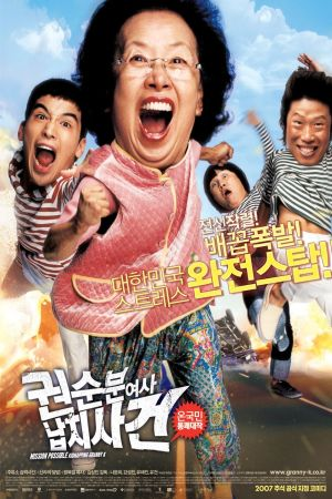 Mission Possible: Kidnapping Granny K film poster