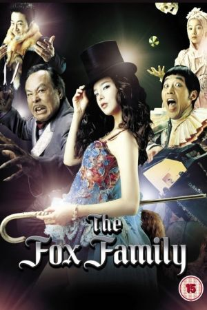The Fox Family film poster