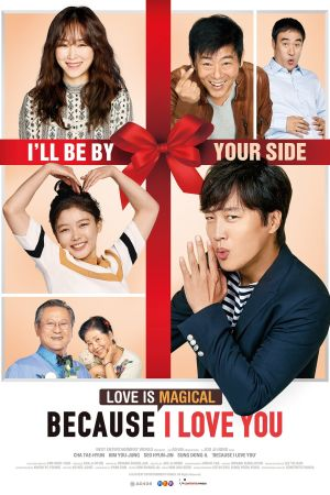 Because I Love You film poster