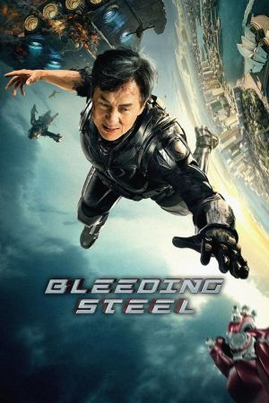 Bleeding Steel film poster