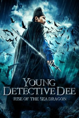 Young Detective Dee: Rise of the Sea Dragon film poster