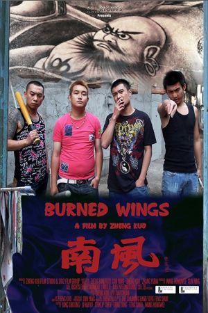 Burned Wings film poster