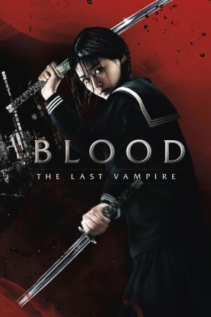 Blood: The Last Vampire film poster