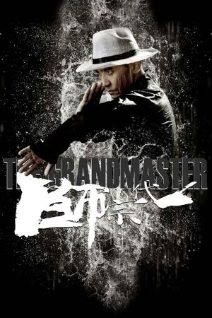 The Grandmaster film poster